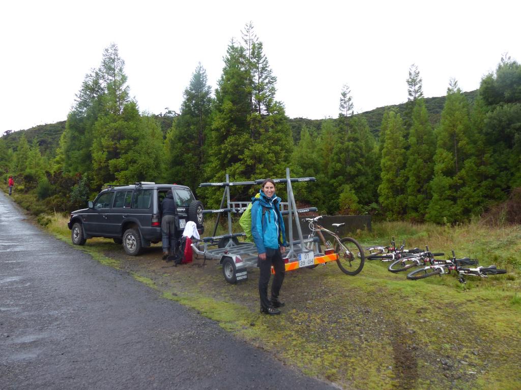 Bike Experience Tours Azores en bicicleta