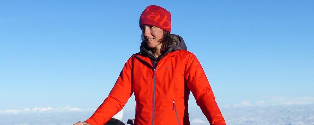 Ruth Moll - Reto Kilimanjaro 2018