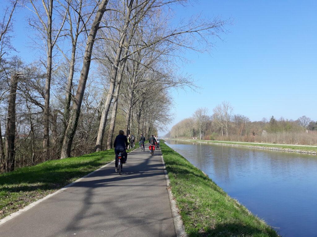 Flandes en bicicleta